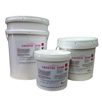 Powder Caustic Soda (Suitable for Drain & Pipe Cleaning - Now available in  3 sizes) - Bulkwholesale