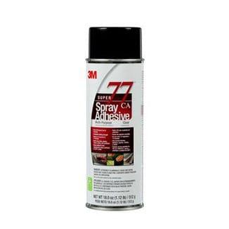 3M Super 77 Multi-Purpose Spray Adhesive, 467 g - Bulk WholeSale