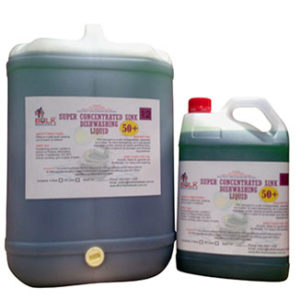 50+ Extreme Strength Concentrated Dishwashing Liquid 25 Litre - Bulk Wholesale