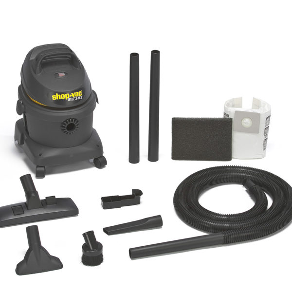 Shop Vac Micro 10L Wet/Dry Vacuum 1400w - Bulk Wholesale