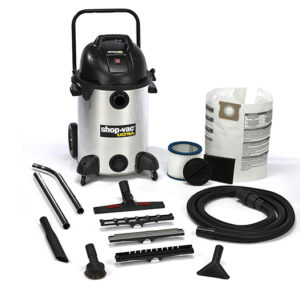 60 Litre Ultra Stainless Steel Wet / Dry Vacuum 1800w - Bulk Wholesale