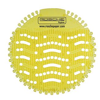 Rosche Urinal Wave Pads x 50 per carton Melon or Apple - Bulk Wholesale