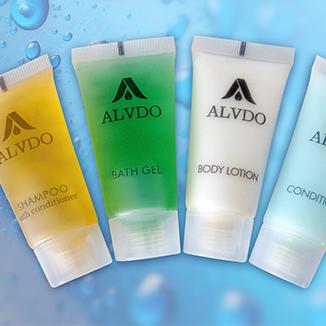 Alvdo Guest Amenities Bath Range 20mL x 400 pieces per carton - Bulk Wholesale