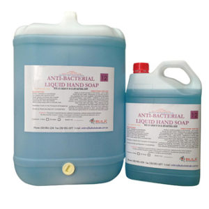Anti-Bacterial Liquid Hand Soap 25 Litre Drum - Bulk Wholesale