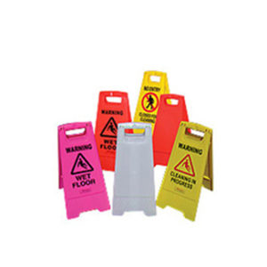 Assorted Safety A-Frame Signs - Bulk Wholesale
