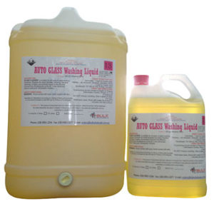 Automatic Glass Washing Liquid Cleaner 25 Litre Drum - Bulk Wholesale