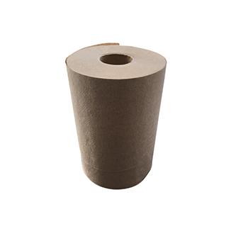 Beta Eco Recycled Brown Kraft Roll Towels 80m x 16 rolls - Bulk Wholesale