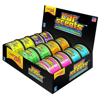 California Car Scents Automotive Air Freshener x 12 cans - Bulk Wholesale