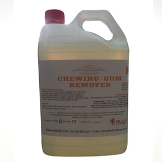 Fast Action Heavy Duty Chewing Gum Remover 5 Litre - Bulk Wholesale