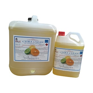 Citra Clean All Purpose Cleaner with Orange Oil 20 Litre - Bulk WholeSale