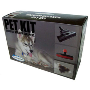 Cleanstar Pet Tool Kit to suit most vacuums - Bulk Wholesale