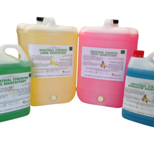 Concentrated (Industrial Strength) Disinfectant 25 Litre - Bulk Wholesale