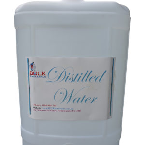 Distilled Water 25 Litre Drum - Bulk Wholesale