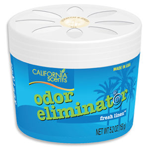 California Scents Odour Eliminator Fresheners 150g x 12 - Bulk Wholesale