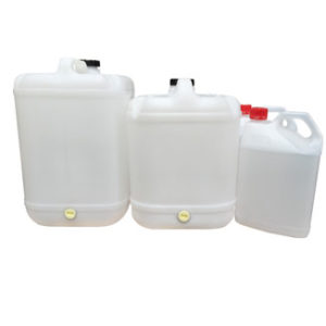 Empty Chemical Drums in 5L, 20L and 25L sizes - Bulk Wholesale