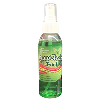 Eucoclean 3 in1 Anti-Bacterial Cleaner Travel Size 125mL - Bulk Wholesale