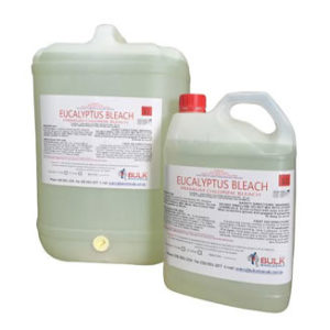 Eucalyptus Bleach available in 25 and 5 Litres - Bulk Wholesale