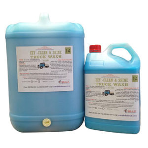 Ezy-Clean and Shine (Non Caustic) Truck Wash - Bulk Wholesale