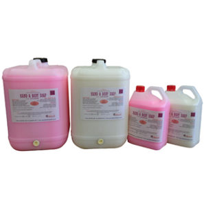 Hand & Body Soap Liquid with Glycerine 25 Litre - Bulk Wholesale