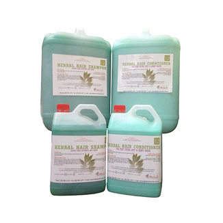 Herbal Hair Shampoo or Herbal Hair Conditioner 5 Litre - Bulk Wholesale