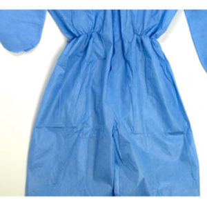 Hi-Calibre SMS Coveralls (available in White, Blue or Orange) 50 coveralls per carton - Bulk Wholesale