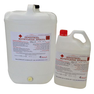 Industrial Strength Methylated Spirits 25 Litre Drum - Bulk Wholesale