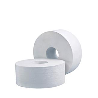 LIVI Basics 2 ply 300 metre Jumbo Toilet Rolls x 8 rolls - Bulk Wholesale