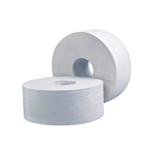 LIVI Essentials Quality Jumbo Toilet Rolls – 2ply 300m or 1ply 600m - Bulk Wholesale