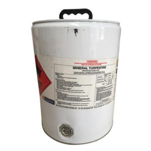 Mineral Turpentine (White Spirits) 20 Litre Drum - Bulk Wholesale