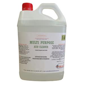 Multi Purpose Acid Cleaner 25 Litre - Bulk WholeSale