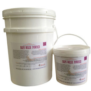 Nappy Wash Premium Pre-Wash Powder 20kg Bucket - Bulk Wholesale
