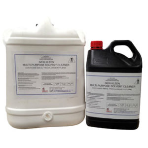 New-Kleen Multi Purpose Solvent (Trichloroethylene) 24kg - Bulk Wholesale