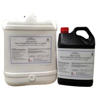 New-Kleen Multi Purpose Solvent (Trichloroethylene) 24kg - Bulk Wholesale