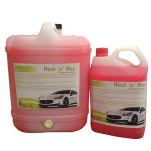 Premium Car Wash 'n' Wax 20 Litre – New Formula - Bulk Wholesale
