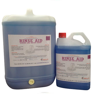 Rinse Aid 25 Litre – Speeds up the Drying process - Bulk Wholesale