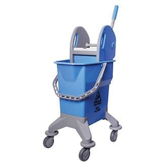 Sabco 25 Litre Futura Tall Bucket with mop head Wringer - Bulk WholeSale