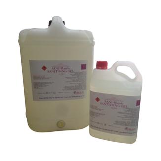 SANI-Hands Sanitising Anti-Bacterial Hand Gel - Bulk Wholesale