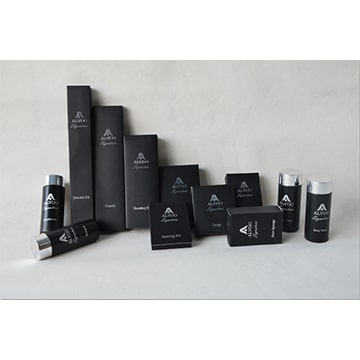 Alvdo Signature Range of Hotel Guest Amenities - Bulk WholeSale