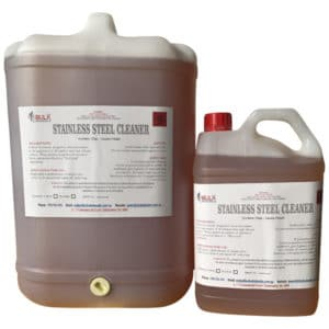 Bulkwholesale Stainless Steel Cleaner (Available in 25 or 5 Litres) - Bulk WholeSale