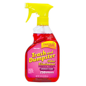 Trash and Dumpster Odor Eliminator 355mL x 12 bottles per carton - Bulk Wholesale