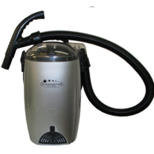 Cleanstar 1400w Back Pack Vacuum / Available in Black or Silver - Bulk Wholesale