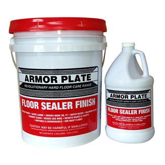Armor Plate Floor Sealer Finish with new SPT Technology - Bulk Wholesale
