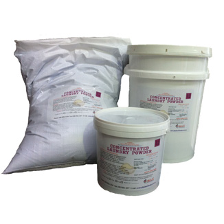 Concentrated Laundry Powder for Top Loaders 20kg Bag - Bulk Wholesale