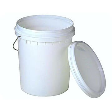Empty 20kg Buckets / Pails - Bulk WholeSale