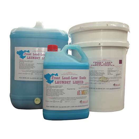 Front Load Laundry Powder or Liquid - Bulk Wholesale