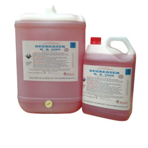 Heavy Duty Degreaser ' HD 5000 ' 25 Litre Drum - Bulk Wholesale