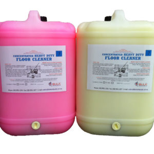 Concentrated Heavy Duty Floor Cleaner 25 Litre Drum - Bulk Wholesale