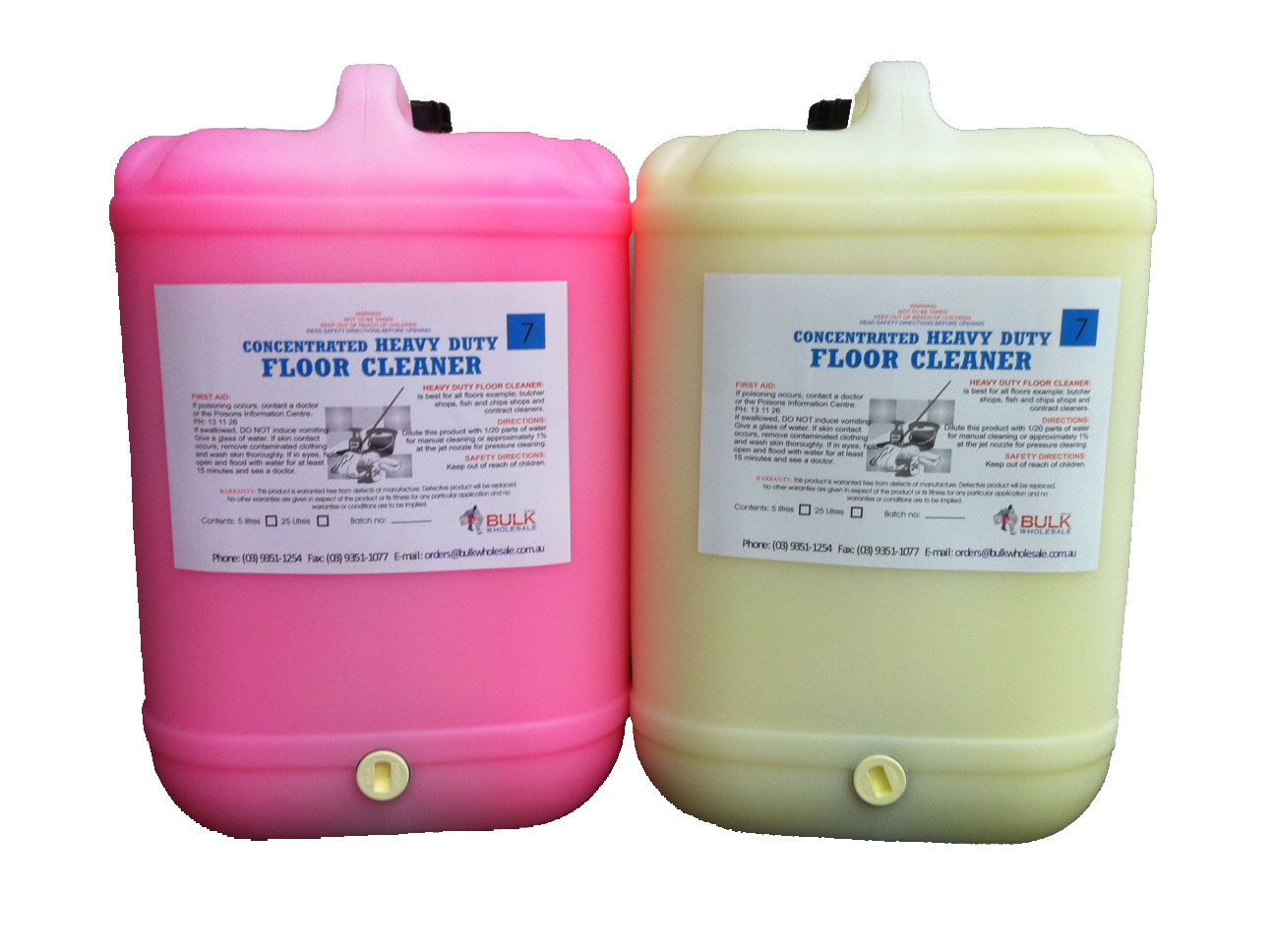 Heavy Duty Concentrated Cleaner lest oil