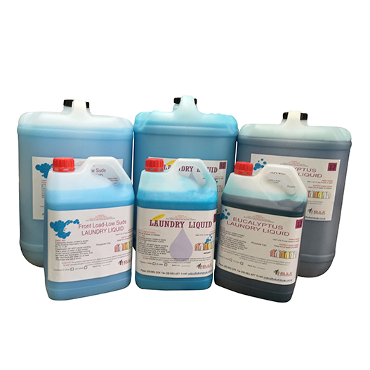 Concentrated Premium Grade Laundry Liquid 25 Litre Drum - Bulk Wholesale