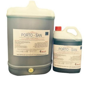 Porto-San Portable Toilet Sanitiser and Cleaner 25 Litre - Bulk Wholesale